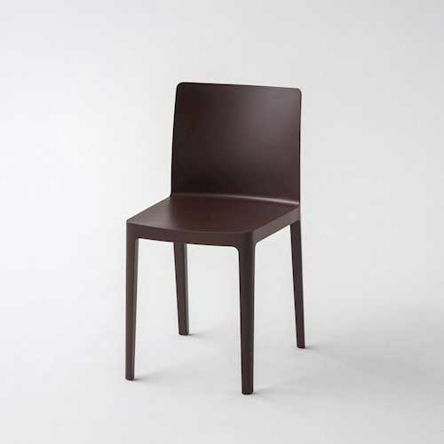 HAY Elementaire Chair Chocolate
