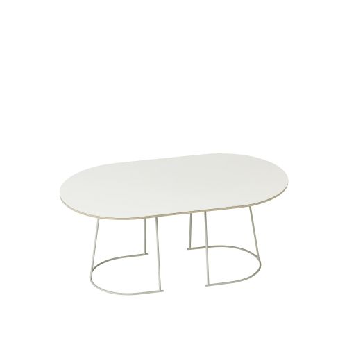 Muuto Airy Coffee Table Medium Off-White