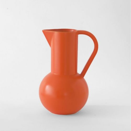 Raawii Large Jug Strøm Vibrant Orange