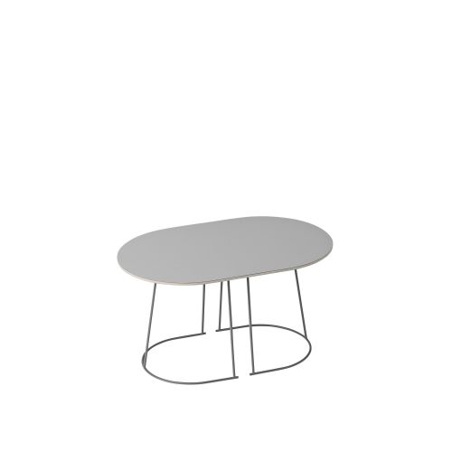 Muuto Airy Coffee Table Small Grey