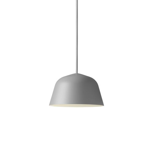 Ambit lamp 16,5 cm grey