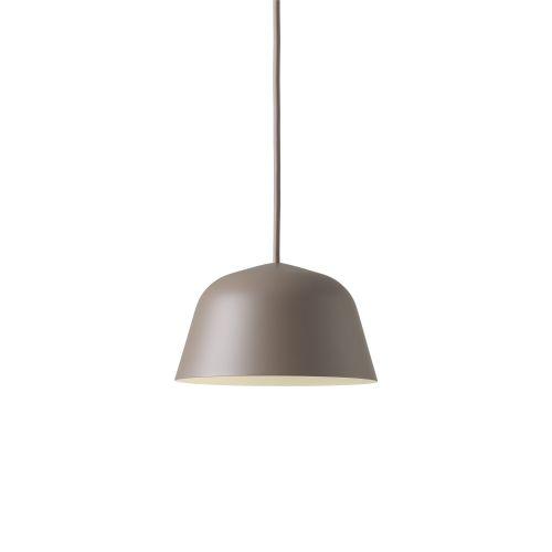 Ambit lamp 16,5 cm taupe