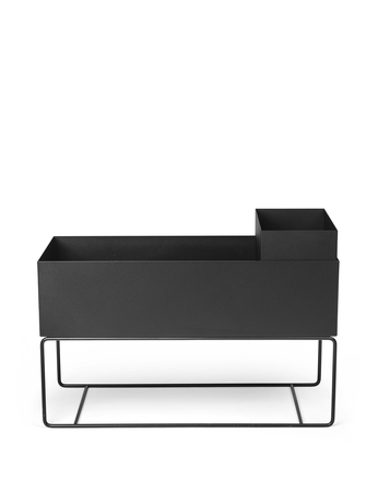 Ferm Living Plant Box Large Black