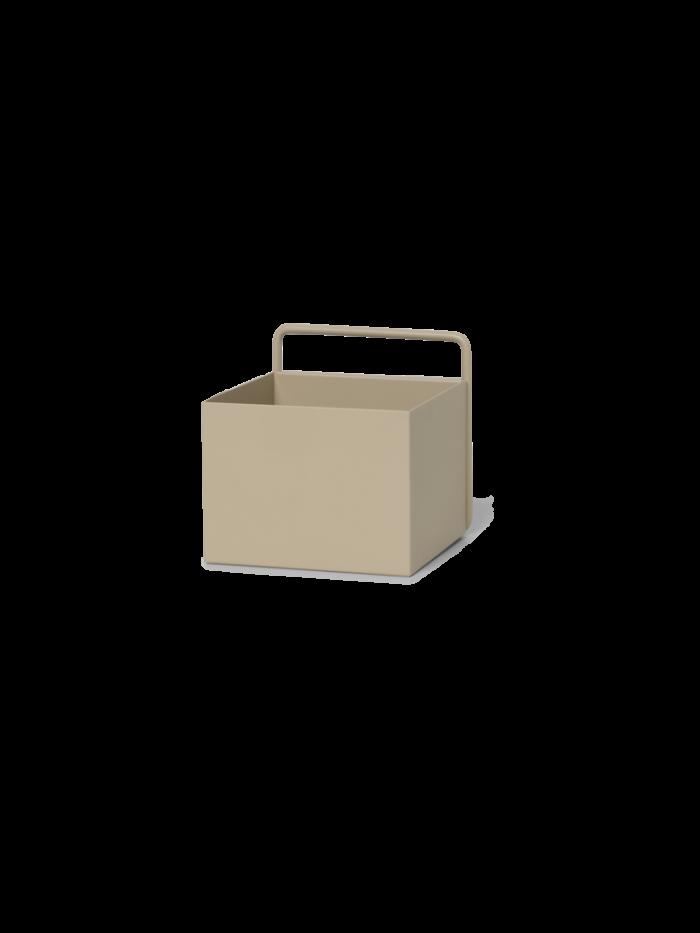 Wall box square cashmere
