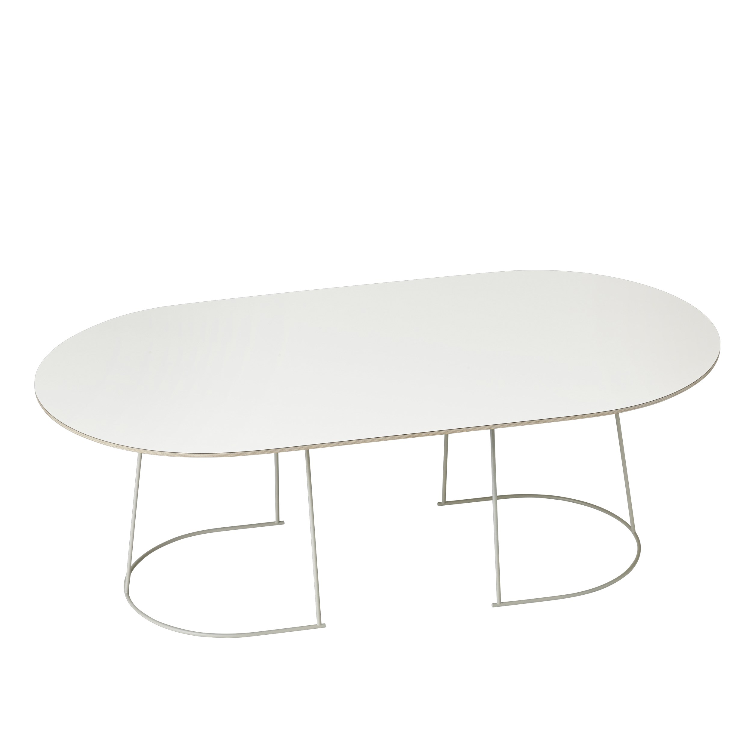 Muuto Airy Coffee Table Large Off-White