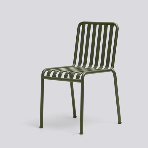 HAY Palissade Chair Olive