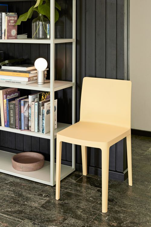HAY Elementaire Chair Smokey Green