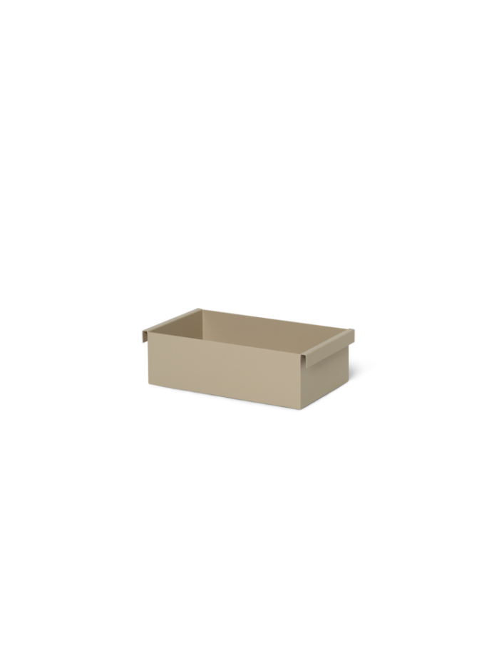 Container for plant box cashmere