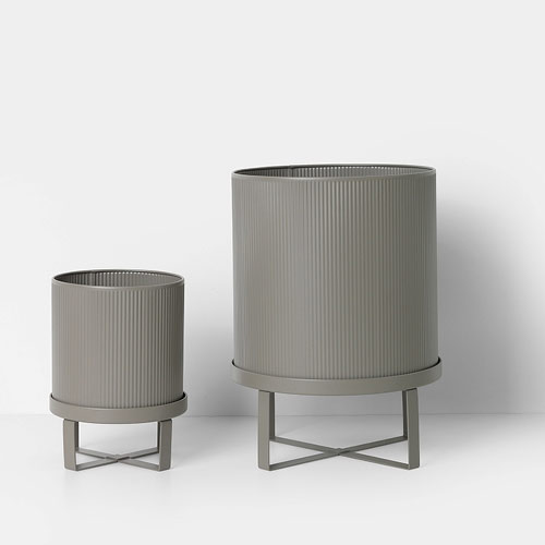 Bau Pot large warm grey