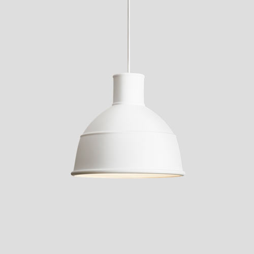 Unfold Lamp White