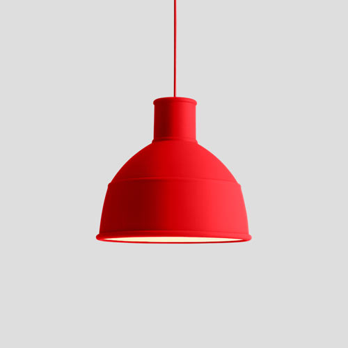 Unfold Lamp Dustyred