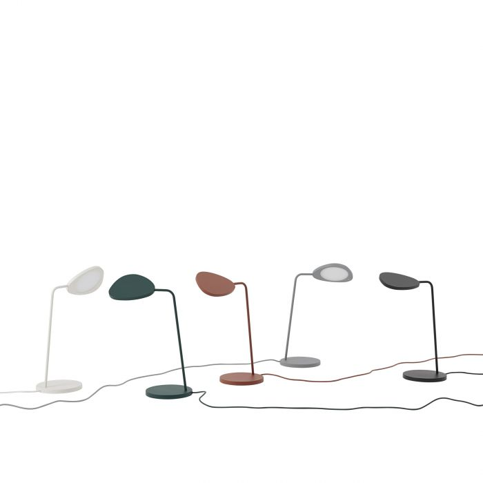 Muuto Leaf Table Lamp White