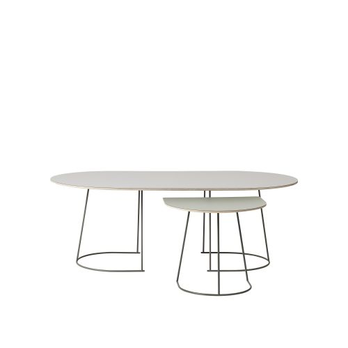 Muuto Airy Coffee Table Large Grey