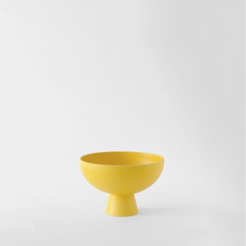 Small Bowl Strøm Freesia (Yellow)