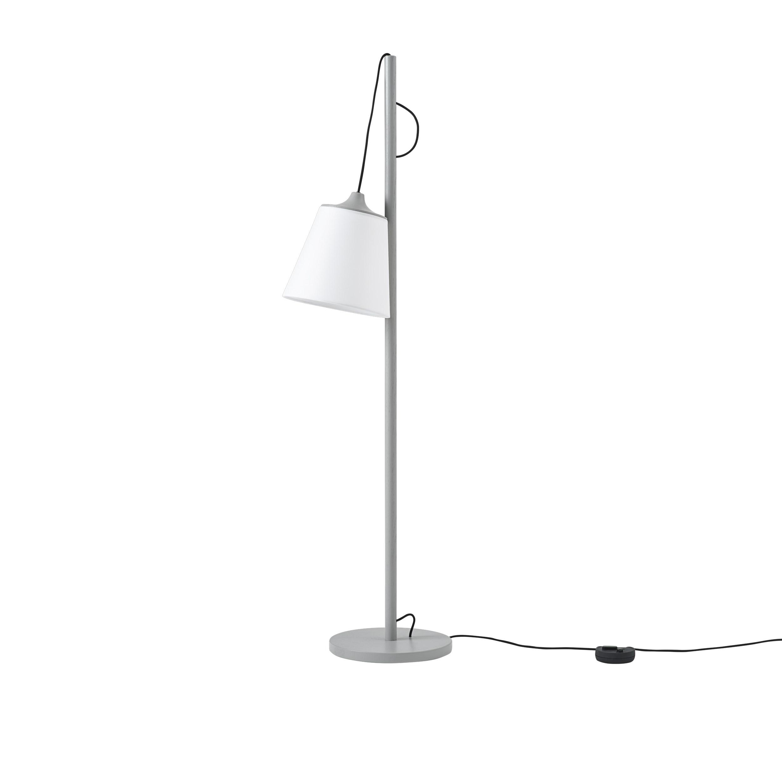 Pull Lamp grey