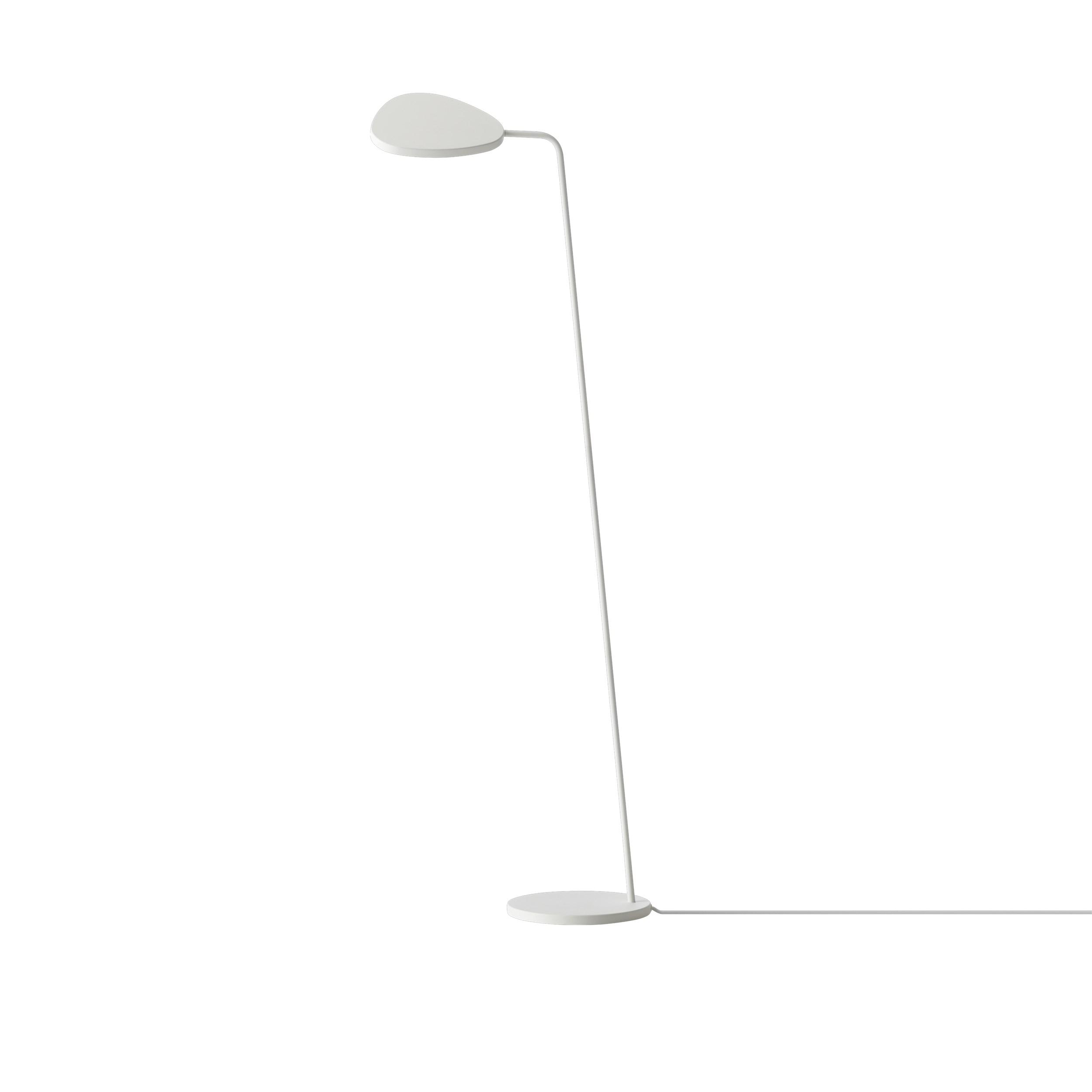 Muuto Leaf Floor Lamp White