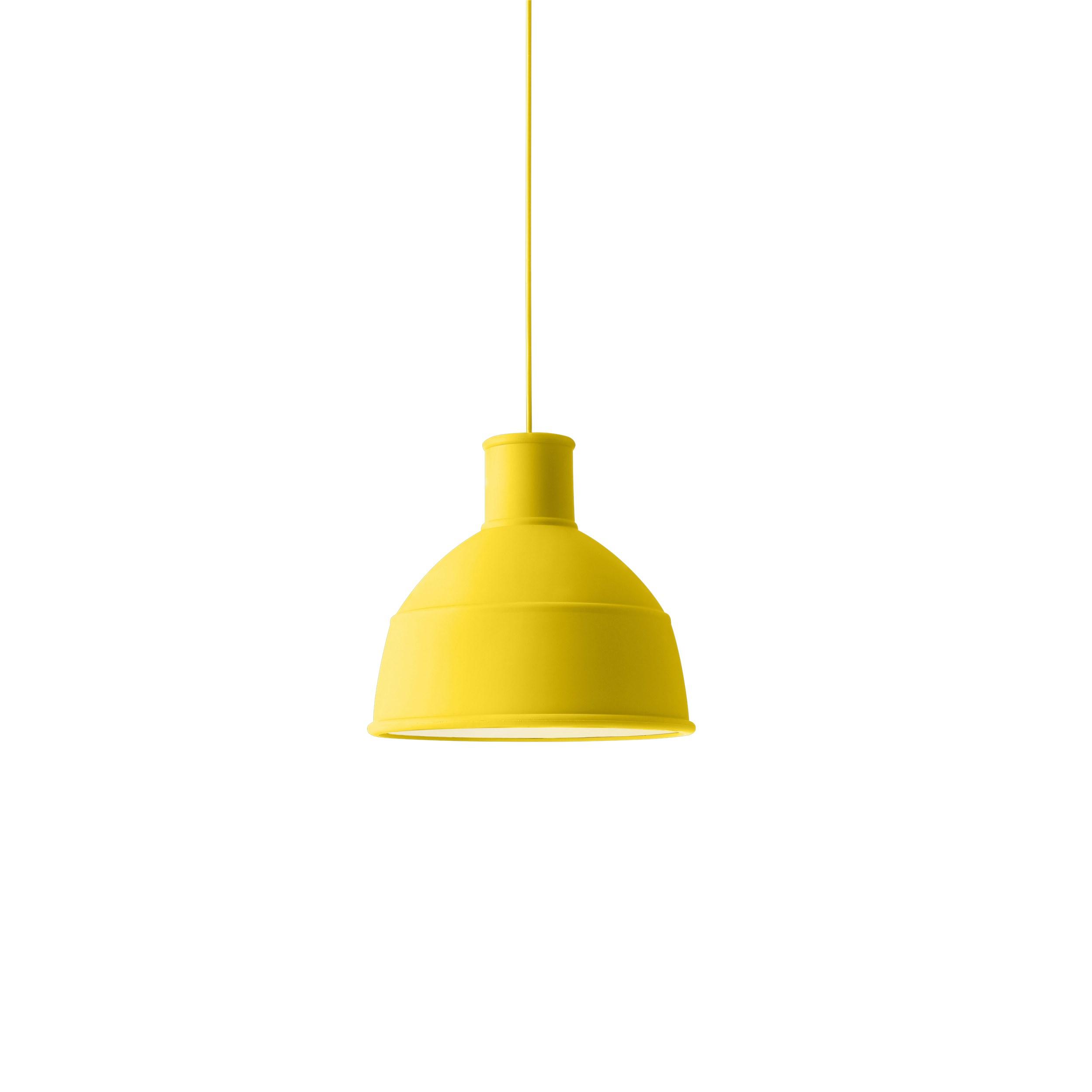 Unfold Lamp Yellow