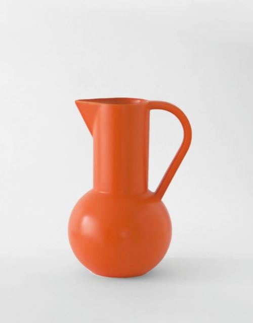 Raawii Medium Jug Vibrant Orange
