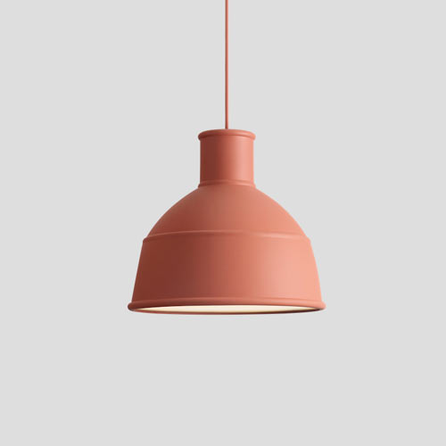 Unfold Lamp Terracotta