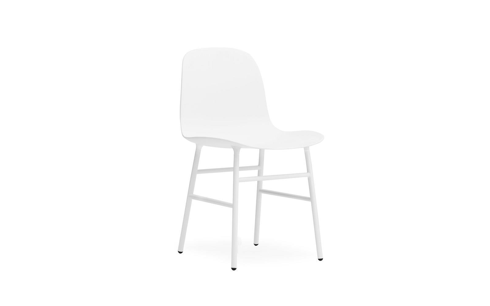 Normann CPH Form Chair Steel