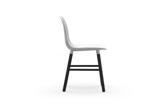 Normann CPH Form Chair Wood Black