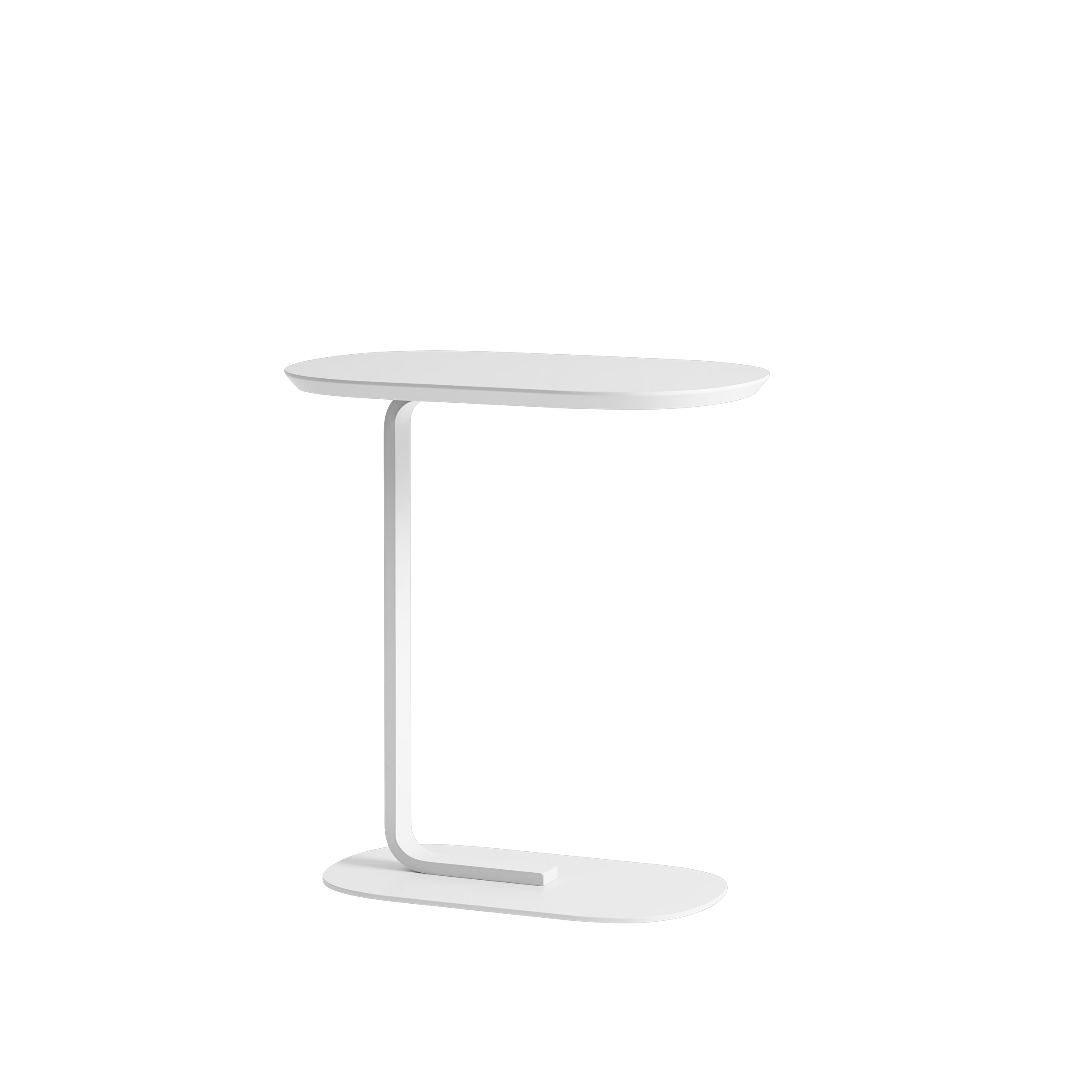 Muuto Relate Side Table Off-White