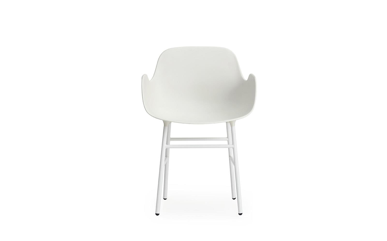 Normann CPH Armchair Steel
