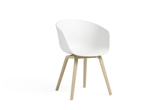 AAC 22 chair white