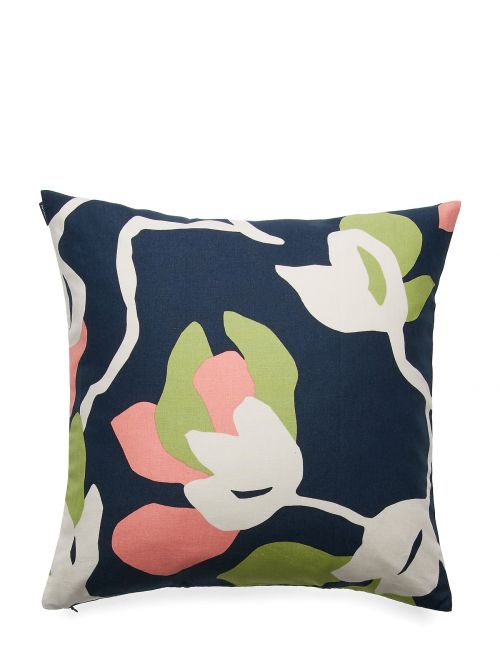 Marimekko Cushion Cover Mielitty 50x50 DBlue Pink LGreen