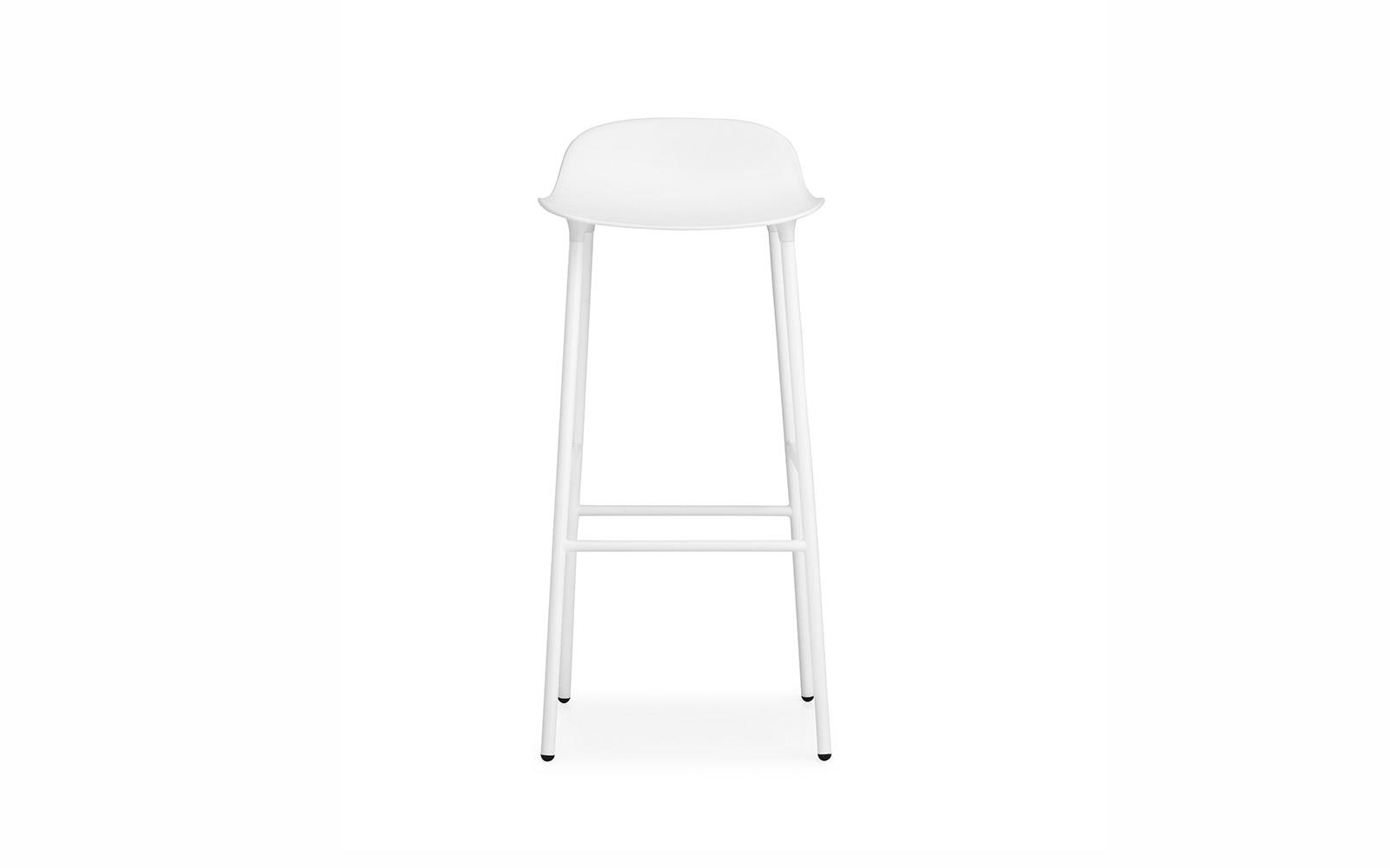 Normann CPH Form Bar Stool 75cm Steel