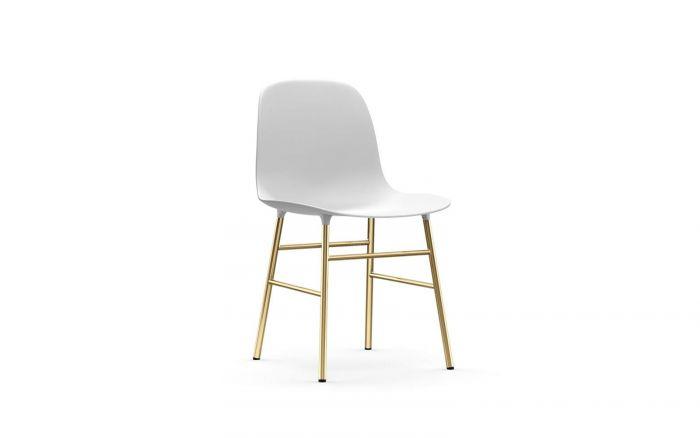 Normann CPH Form Chair Brass