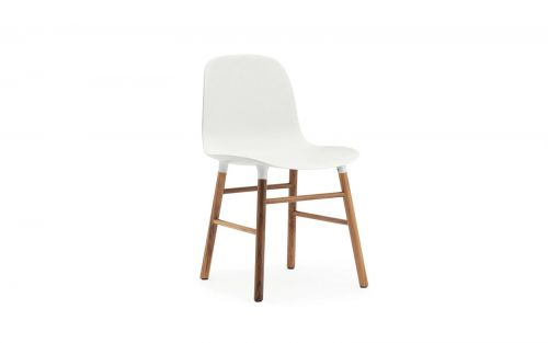 Normann CPH Form Chair Wood Walnut