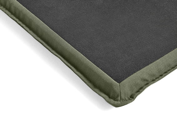 Hay Palissade Dining Arm Chair Cushion Seat Anthracite