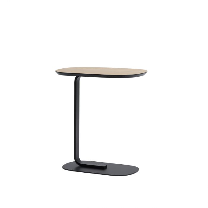 Muuto Relate Side Table Oak/Black