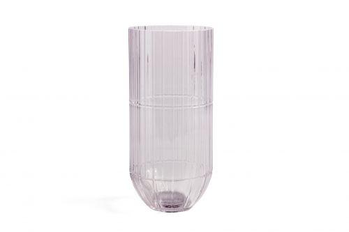 Colour vase XL pink