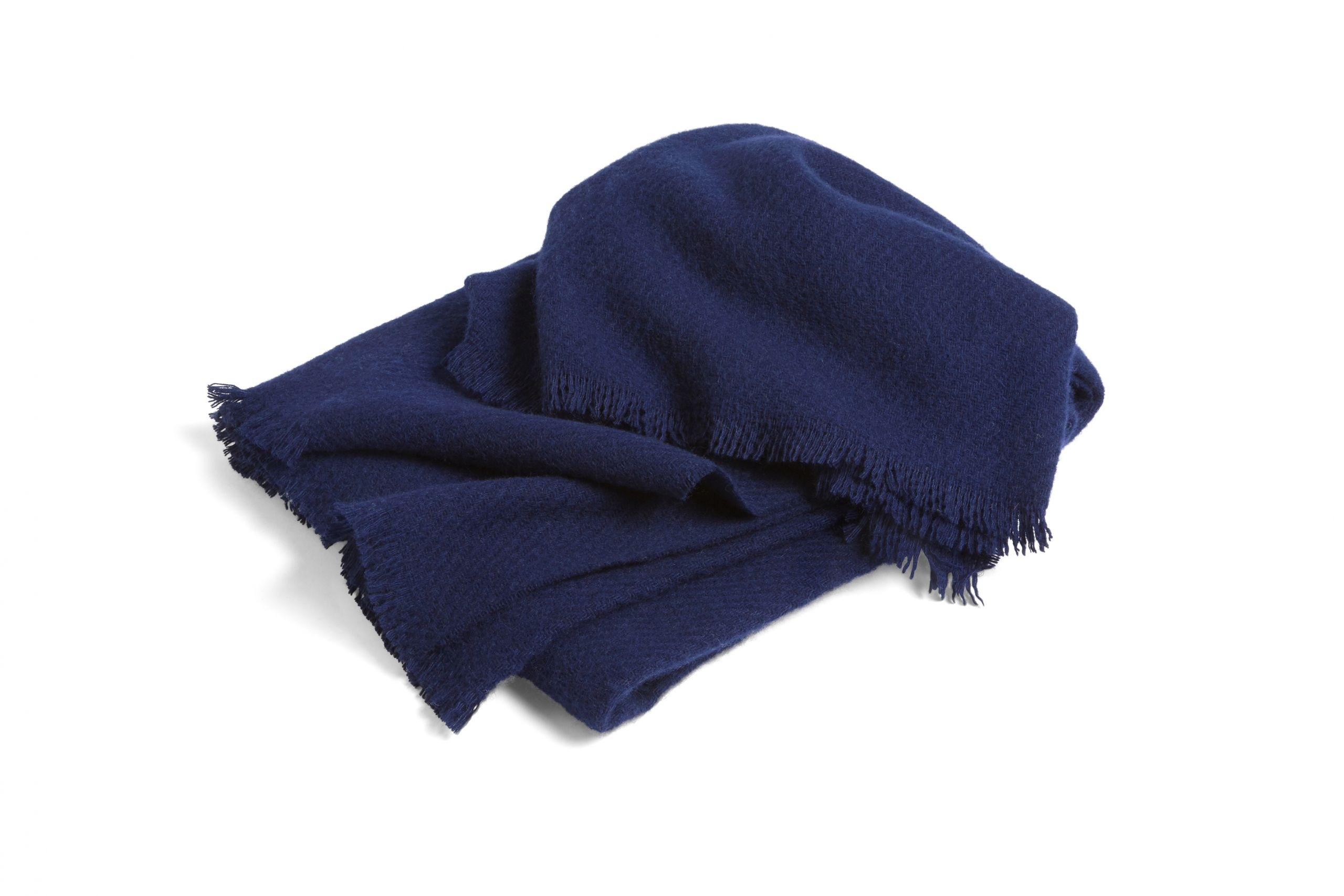 Mono blanket midnight blue