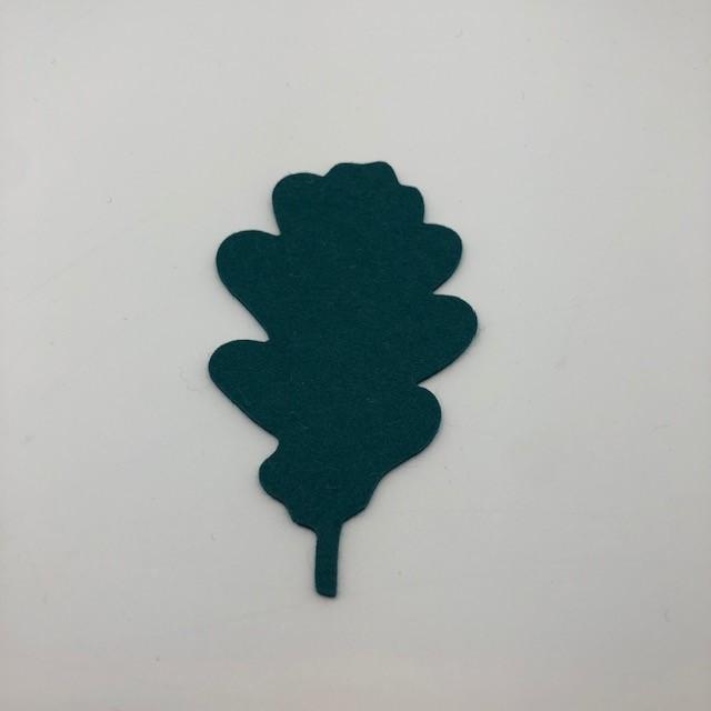 Onderzetter blad oak jade 49