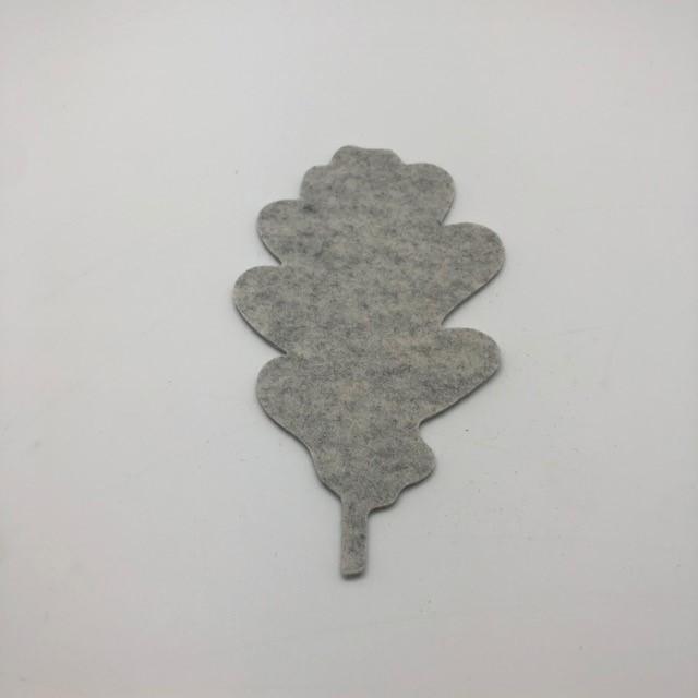 Onderzetter blad oak marble 06