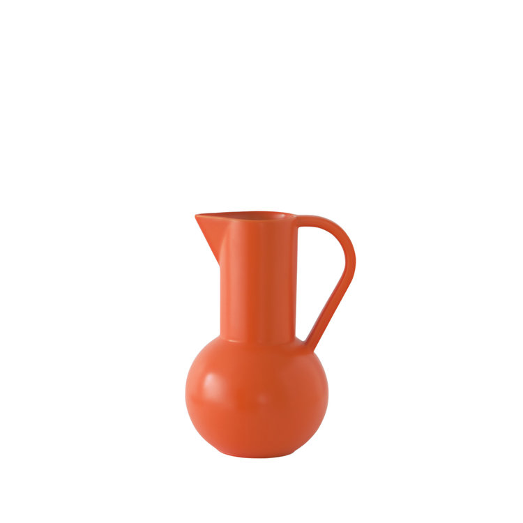 Raawii Jug Small Vibrant Orange