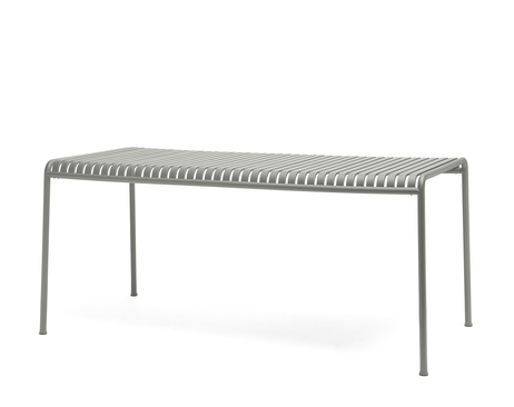 Hay Palissade Table Large Sky Grey