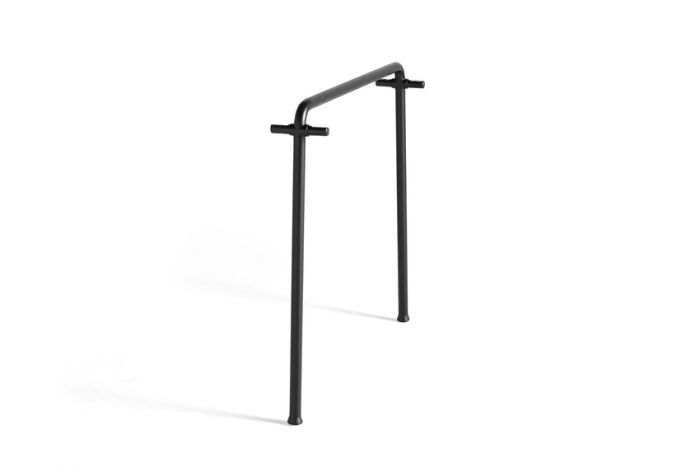 Hay Palissade Table Middle Leg Anthracite