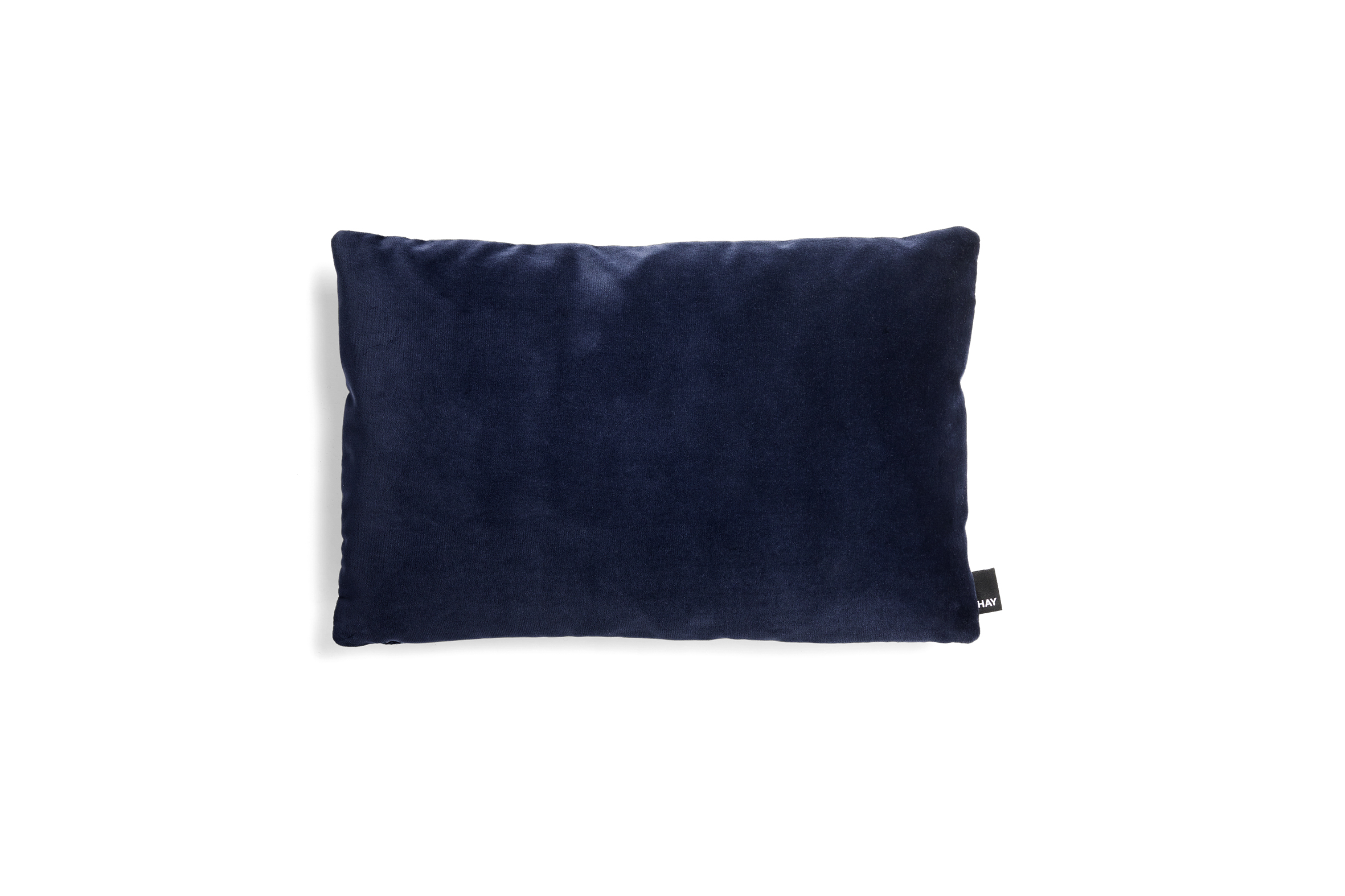 Eclectic cushion 45x30 soft navy