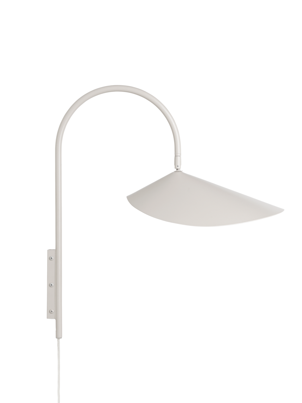 Ferm Living Arum Wall Lamp Cashmere