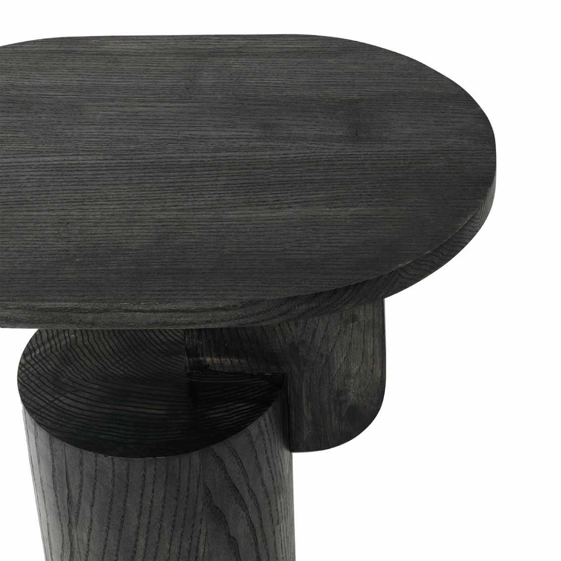 Ferm Living Insert Side Table Black