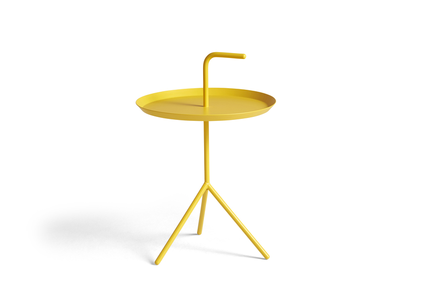 Hay DLM Side Table Sun Yellow