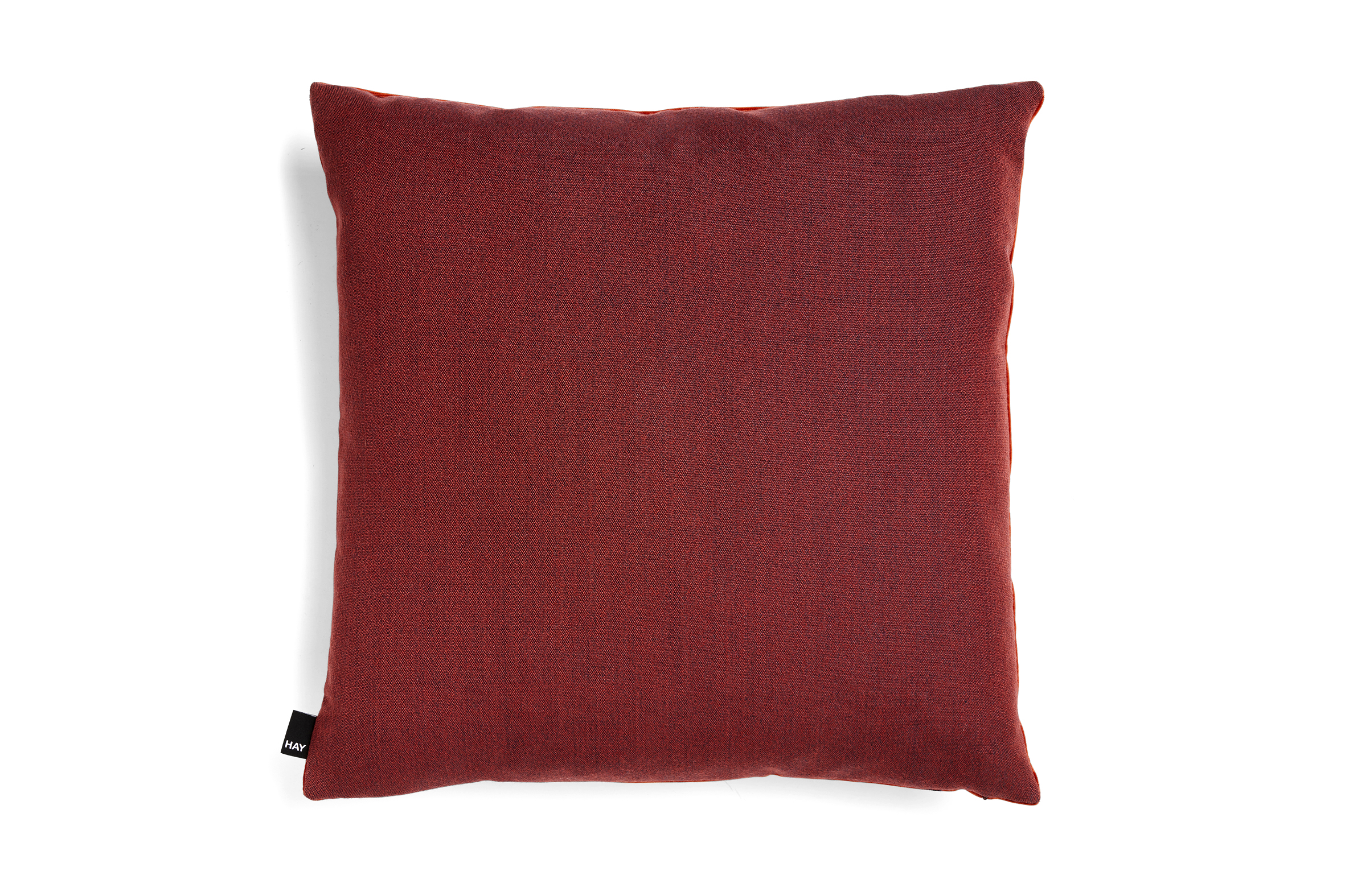 Eclectic cushion 50x50 vibrant red