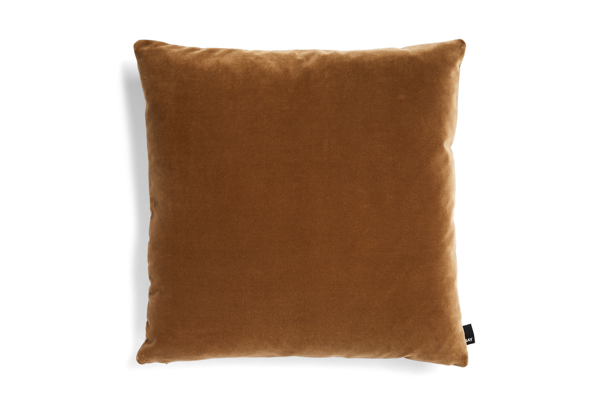 Eclectic cushion 50x50 caramel