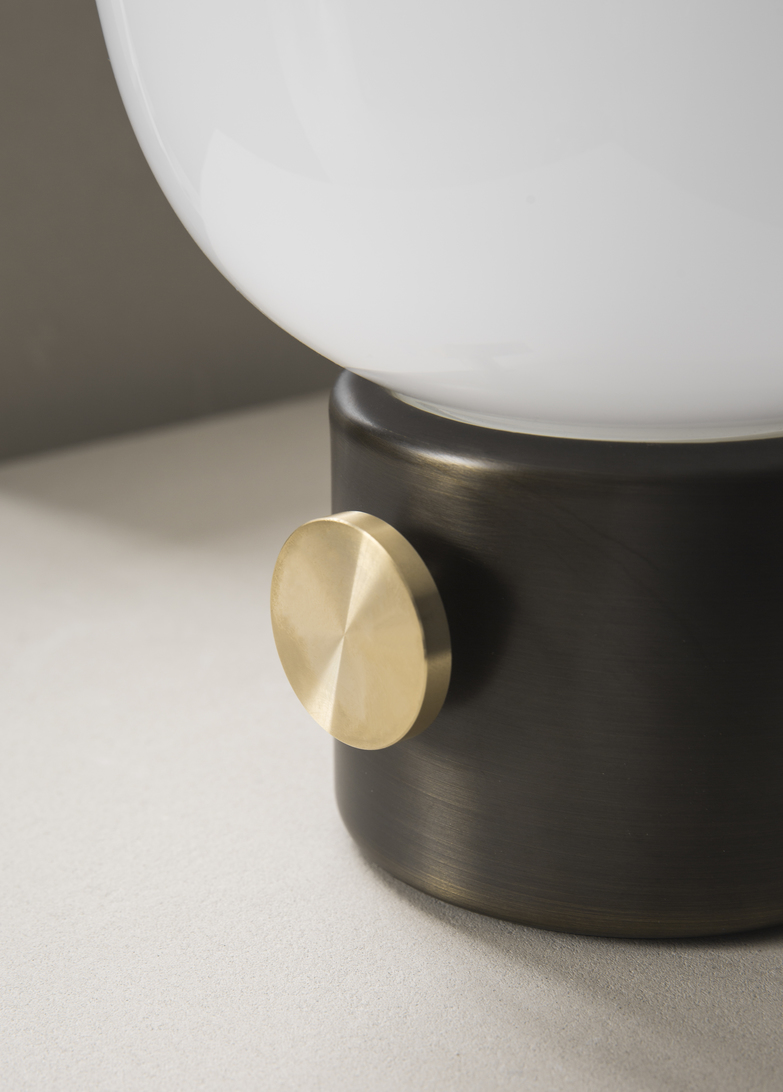 Menu JWDA Table Lamp Polished Brass