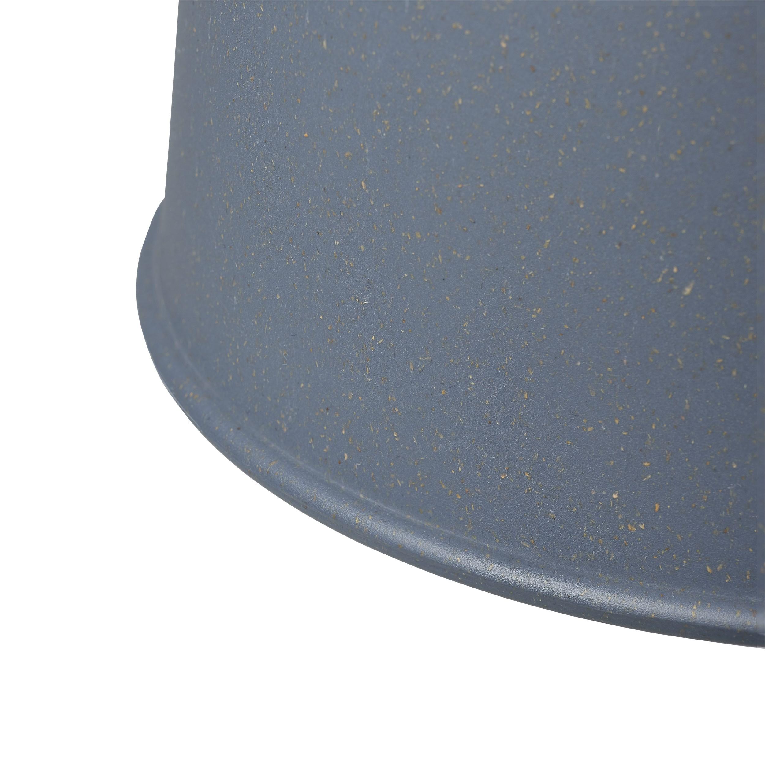 Grain lamp blue - grey