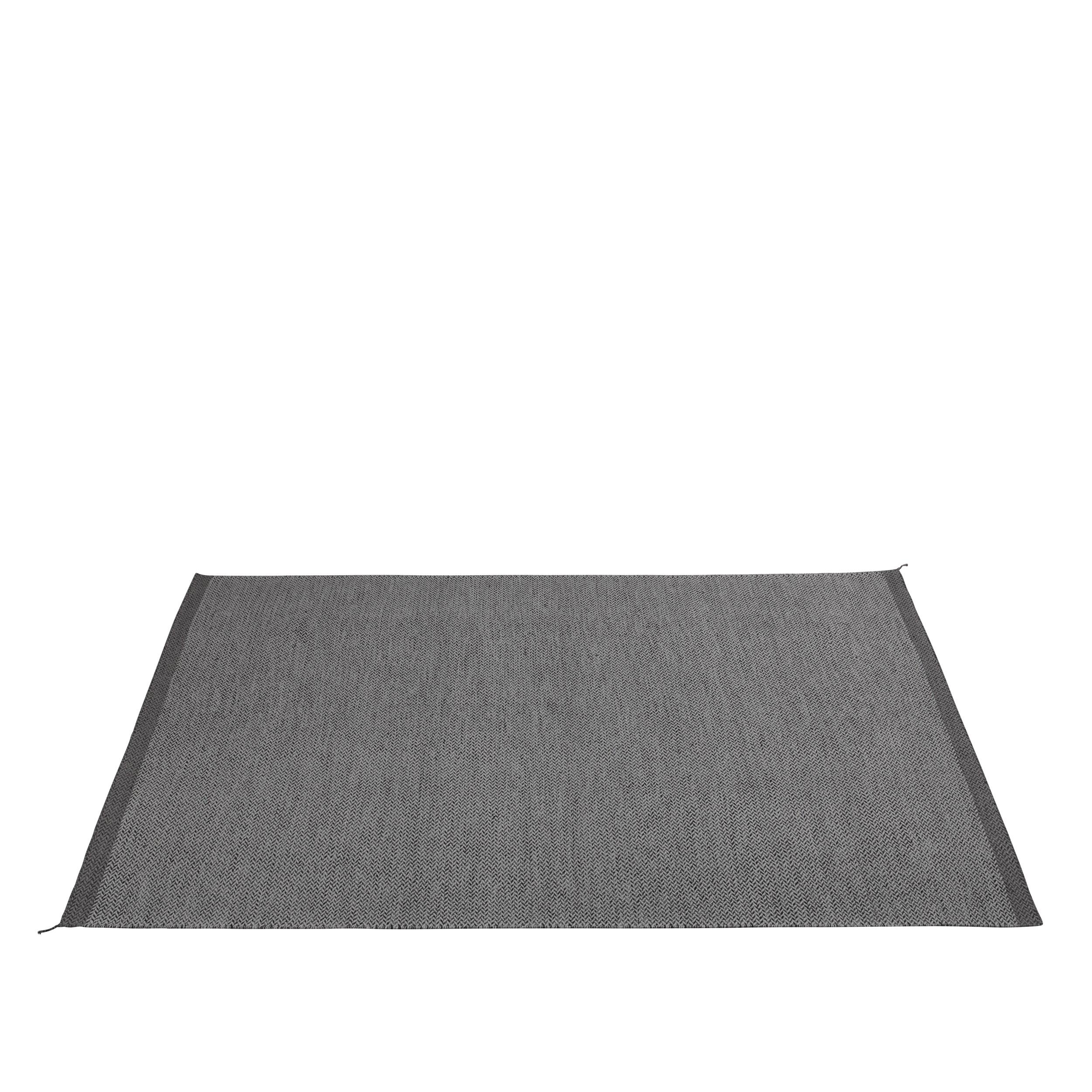 Ply rug 270 x 360 dark grey